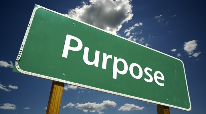 Purpose: Make a Difference!
