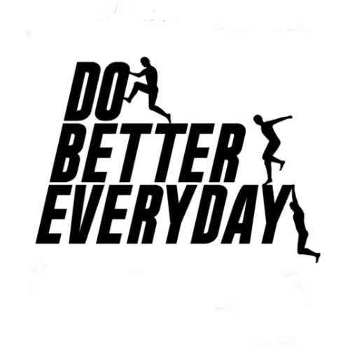 Do Better Everyday – We have a new website!